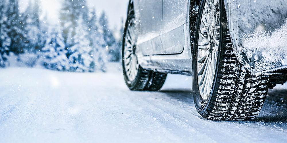 Da che giorno è obbligatorio circolare con i pneumatici invernali?