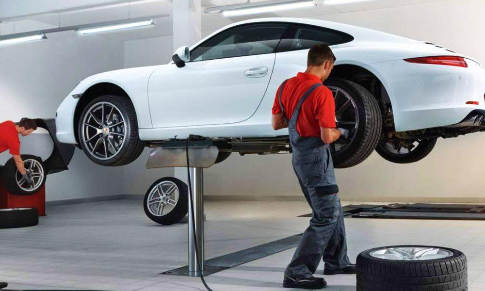 sostituire i pneumatici per le auto